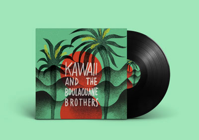 Vinyl Kawaii & The Boulaouane Brothers